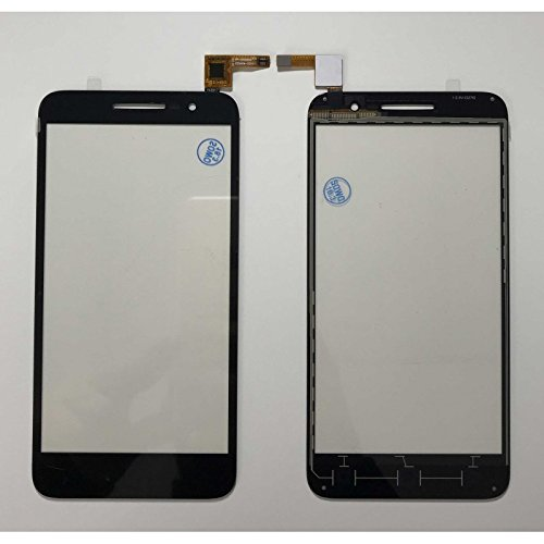 HOUSEPC Touch Screen Alcatel Vodafone Smart Prime 6 Vf-895n Glas Digitizer Schwarz Glasscheibe