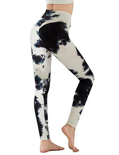 Vrouwen Hoge Taille Yoga Leggings Naadloze Ultra Stretch Gym Workout Broek