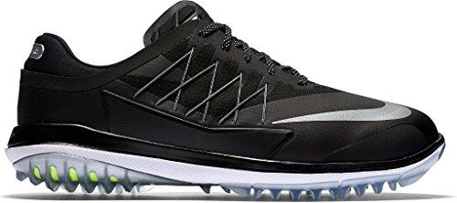 Nike Nike Herren 849971-002 Golfschuhe, Schwarz, 45 EU