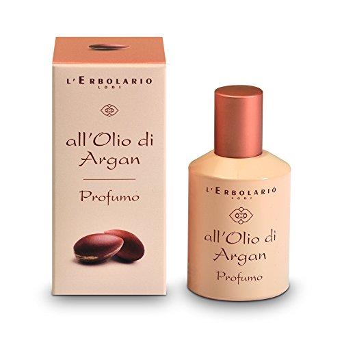 L'Erbolario Arganöl Eau de Parfum, 1er Pack (1 x 50 ml)