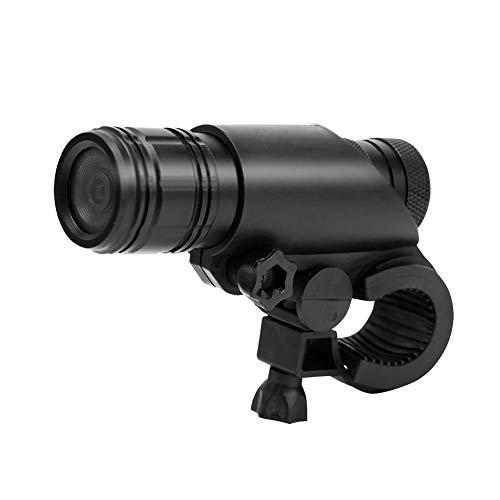 ASHATA Mini Sport DV Kamera, 8MP Wasserdicht Fahrrad Motorrad Helm Kamera Sports Camera,Tragbar Mini Sport Kamera Helm Fahrradhelm Digital Videokamera für Outdoor-Sportarten Schwarz