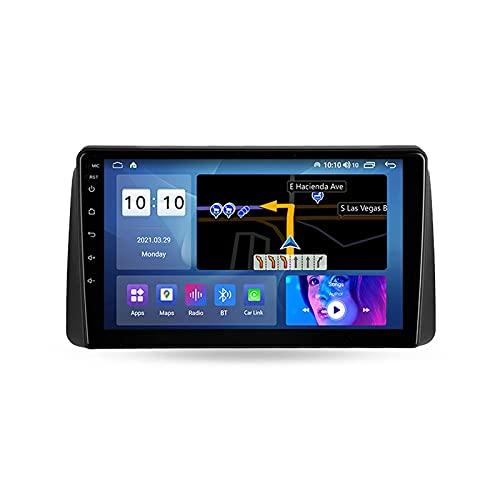 Android 10.0 Car Stereo Double DIN Radio para Chrysler Grand Voyager 5 2011-2015 Navegación GPS Reproductor Multimedia de 9 '' Receptor de Video Bluetooth con 4G / 5G WiFi SWC DSP USB Carplay