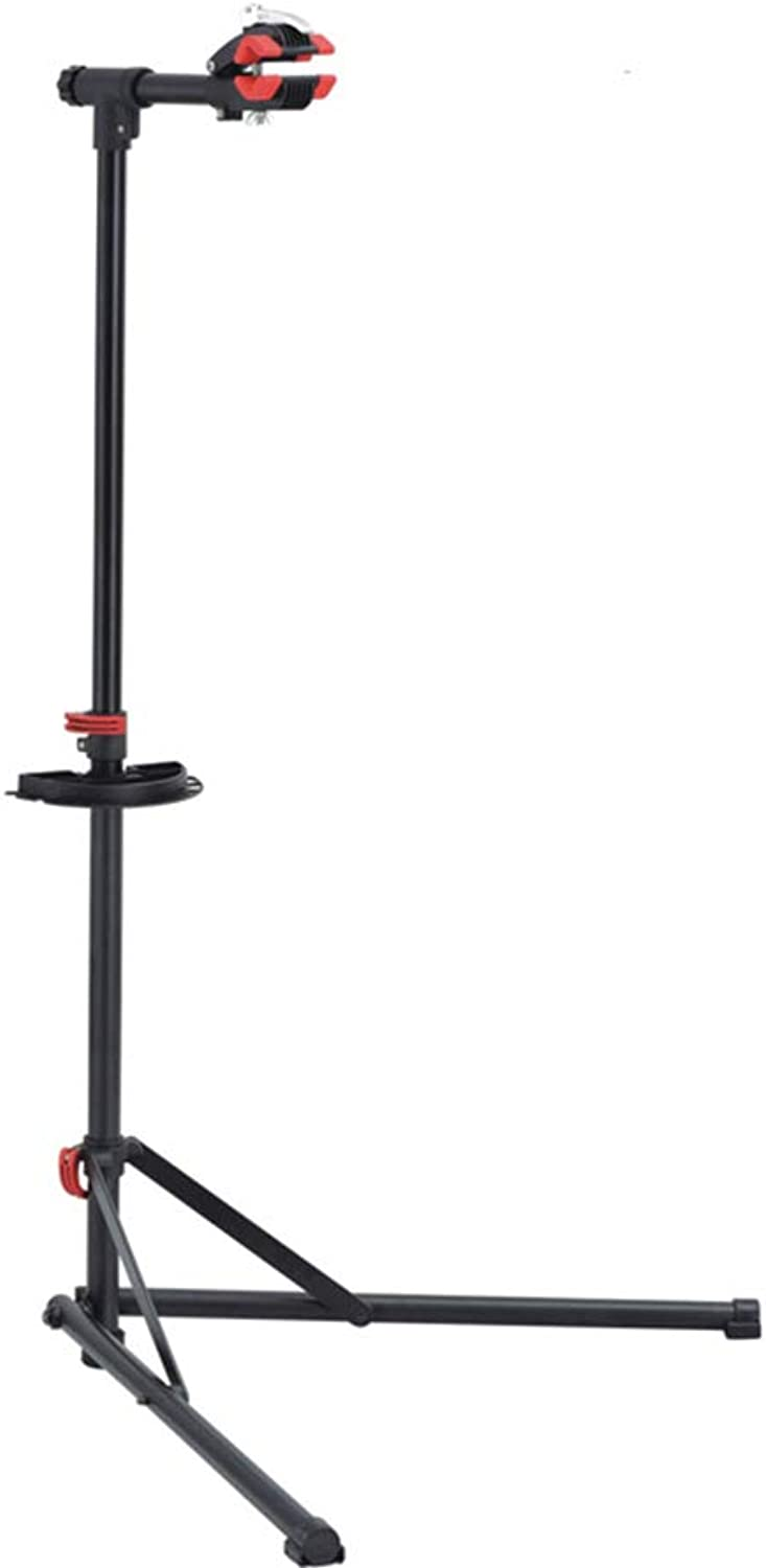 Bike Repair Stand, Foldable Bicycle Repair Rack Workstand, 360° redation Free Lift, Height Adjustable