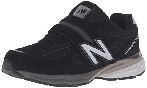New Balance KV990V4 Infant Running Shoe (Infant/Toddler), Black, 5 W US Toddler