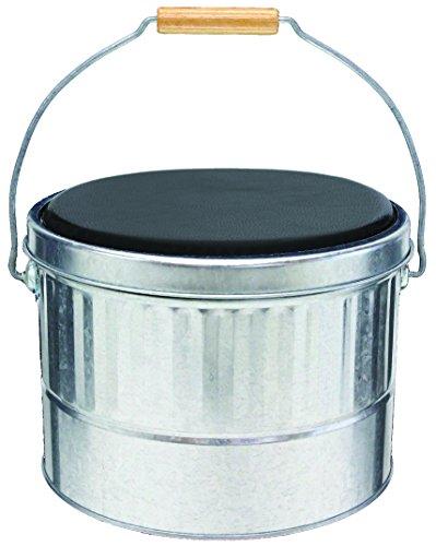 オバケツ・クッション缶 AKPS(黒)
