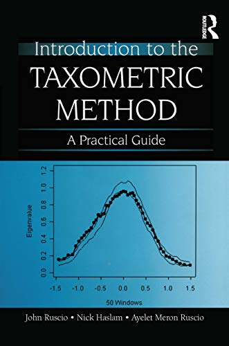 Introduction to the Taxometric Method: A Practical Guide