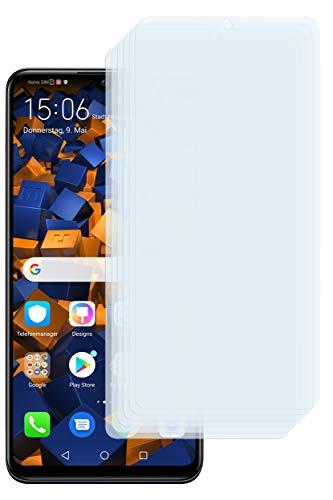 mumbi Schutzfolie kompatibel mit Huawei P30 lite Folie klar, Displayschutzfolie (6X)