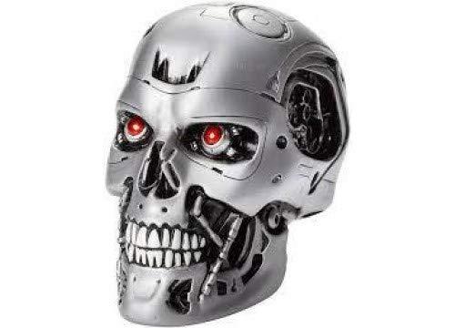 TERMINATOR Mini Endo Skull Schädel Collectable im Maßstab 1: 2 Cyber Loot Crate Exclusive!