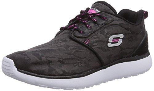 Skechers Skechers Damen CounterpartFront Line Sneakers, Schwarz (BLK), 37
