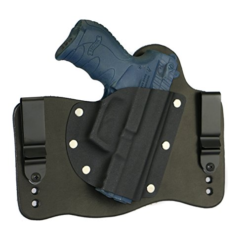 FoxX Holsters Walther PK380 in The Waistband Hybrid Holster Tuckable,...