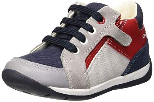 Geox B Each Boy B, Zapatillas para Bebés