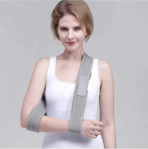 Onderarm arm sling hangende elleboog verstelbare arm sling verband gebroken arm volwassen studenten