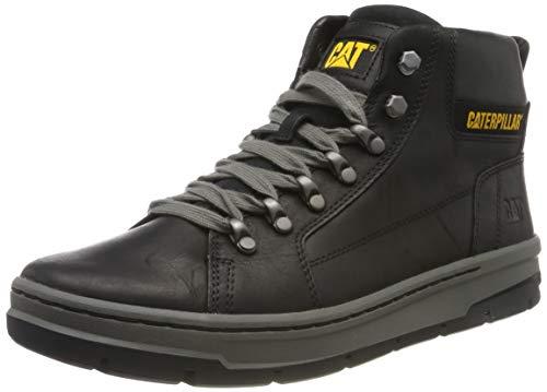 Cat Footwear Irondale, Sneaker Uomo, Nero Nero, 41 EU