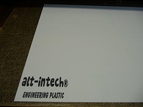 Lastre in policarbonato UV 600 x 500 x 4 mm