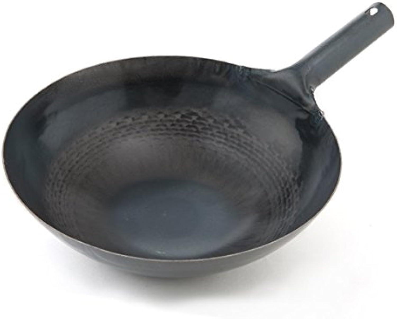 Yamada iron wok 27cm (Thickness 1.2mm)