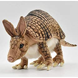 Hansa Armadillo Stuffed Plush Animal