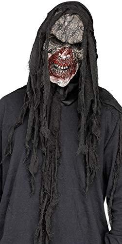 Masque Burning Dead Zombie Skin