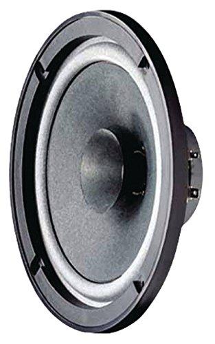 Visaton VS-MSFR6.5 - Speaker-Driver (Unterputz/auf Putz/Decke Lautsprecher, 40 W, 60 W, 8 Ohm, 70 – 20000 Hz, Schwarz)