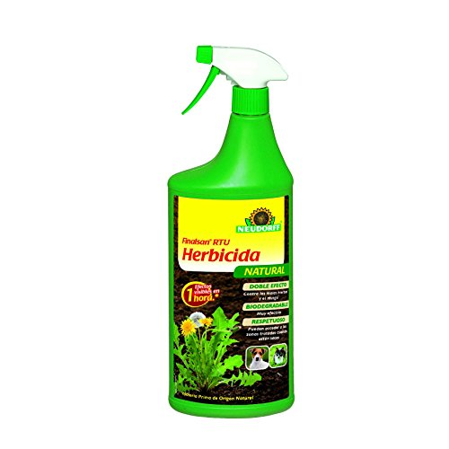 Neudorff Finalsan Herbicida Natural, Amarillo, 31.4x6.3x10.9 cm