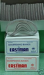 100~Sharpening Bands 181C2-2 Eastman Cutting Machine~#MEDIUM~USA