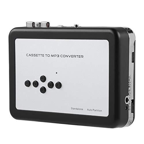 Altavoz portátil Reproductor de MP3 de Carga fácil Convertidor de Cinta a...