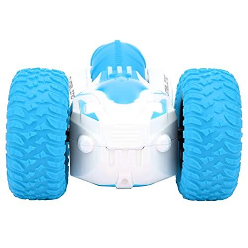 SALUTUY USB 1/24 Escala 2,4G Coche de Juguete para niños Modelo de Coche para niños Actividades de Carreras(Blue)