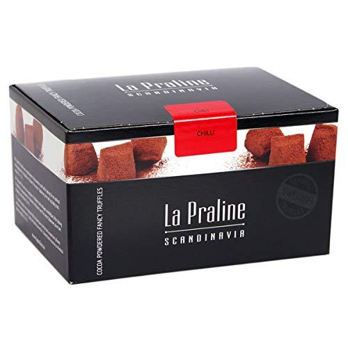 La Praline Gothenburg - Trüffel Pralinen mit Chili (200 g)