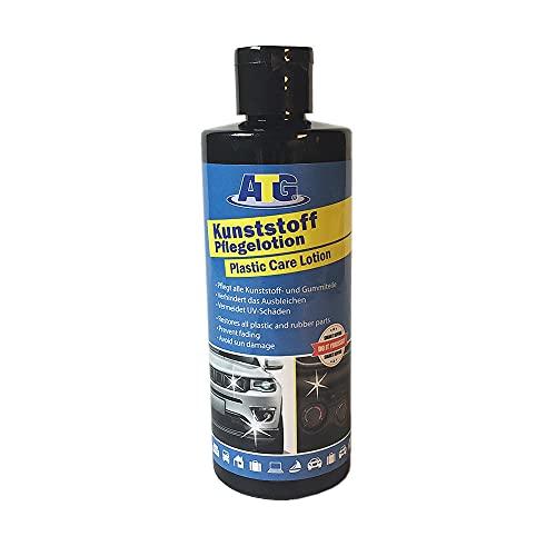 ATG reparador de plástico y cuidado de goma, 250 ml – Cuida y rejuvenece el plástico y las piezas de goma