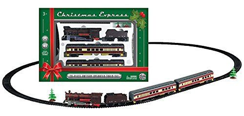 WowToyz Christmas Express Train Set 20-pc by WowToyz Christmas Express  Train Set 20-pc