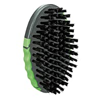 A lightweight grooming tool Made of plastic material with nylon bristles Suitable for regular use on rabbits, guinea pigs and other small animals Great for removing dirt and dead hair For comfort and effective use
