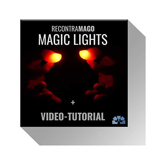 Magia - Giochi magia adulti - Luci Magia + Link Video professionali Tutorial Magia