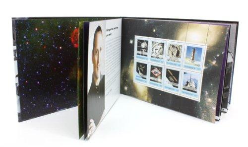 Die Geschichte der Raumfahrt: Inklusive 8 exklusiven 55 Cent Briefmarken (Technik)