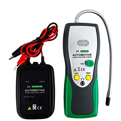 WLLP Cable Tracker, Automotive Short Open Circuit Finder Tester Car Repair Tool Trace