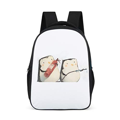 animal Little Kid's Daypack Large Causal for Youth animal grey onesize