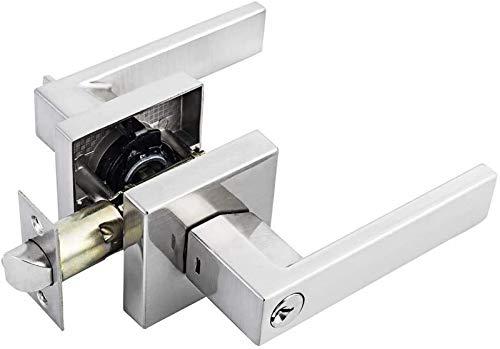 Cerradura puerta, cerradura puerta con huella digital, cerradura puerta inteligente WIFI, con cámara HD 1280x720, aplicación, motor incorporado, timbre con pantalla IPS 4 pulgadas, apertura 6 vías,