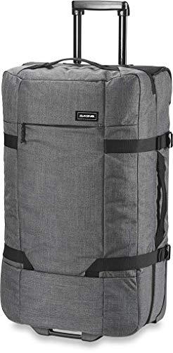 Dakine Reisetasche Split Roller mit Rädern, 100 Liter, geräumige, praktisch unterteilte Fächer - widerstandsfähiger Rollkoffer, Gepäck- und Sporttasche