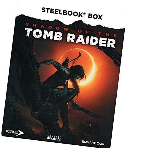 Shadow Of The Tomb Raider Steelbook (ohne Spiel)
