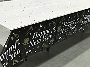 Oojami Pack of 3 Happy New Year Table Cover 54