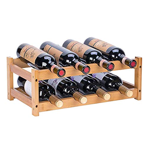 wine rack in cabinet - 3