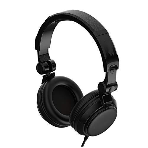 YPJKHM - Auriculares profesionales activos con cancelación de ruido, grabación profesional para...