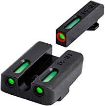 TRUGLO 1007606 TFX Glock High Set PRO ORN Handgun Sight