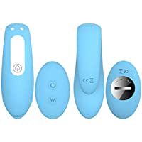 XuBa Vibrador de 9 Velocidades Tipo U de Estimulador de Punto G de Cargador Magnético para Mujeres