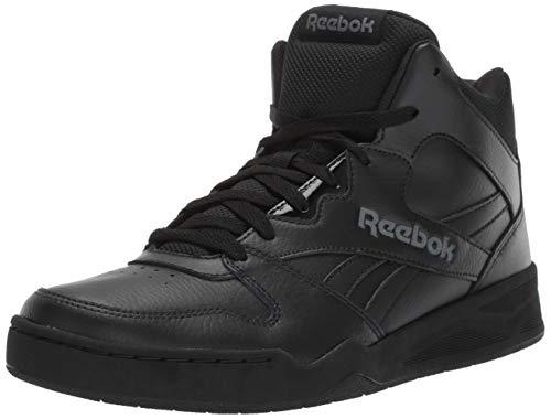 Reebok Men's BB4500 Hi 2 Sneaker, Black/Alloy, 10