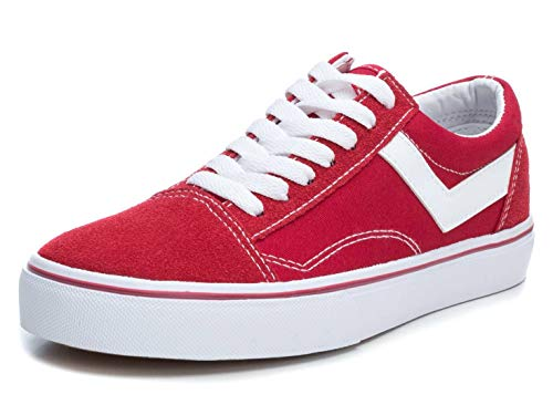 REFRESH Zapatilla REF072266 para Mujer Rojo 36