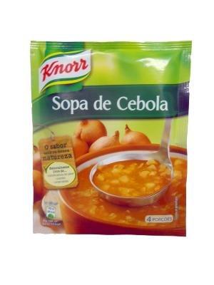 Knorr, Sopa de Cebolla, 4 porciones, total 50g