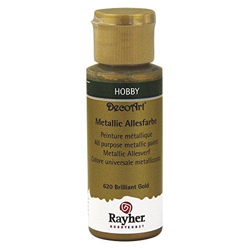 Rayher 38001620 Metallicfarbe