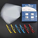 Pantalla Protección Facial Transparente para Adultos y Estudiantes, Visera Protectora Face_Shield_Vi... #3