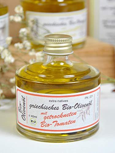 direct&friendly Geschenkset Bio Olivenöle mit Chili, Tomate, Oregano - 5