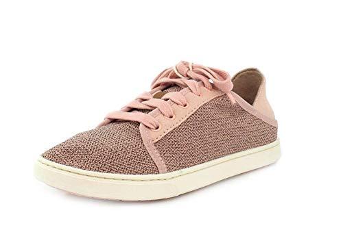 OLUKAI Women's Pehuea Li Shoes, Dusty Pink/Dusty Pink, 5 M US
