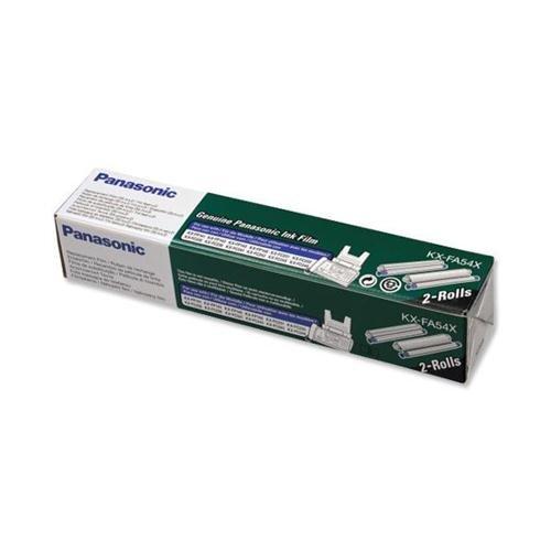 Panasonic KX-FA54X Thermal Ink Film Roll - Rodillo de Transferencia para impresoras (210 páginas, Inyección de Tinta) No